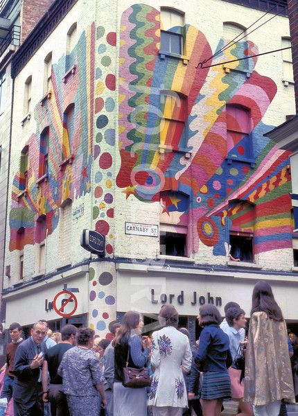 Carnaby St Lord John